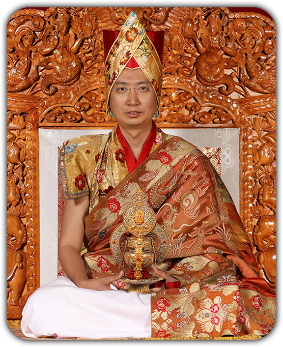 His Holiness the 42nd Sakya Trizin